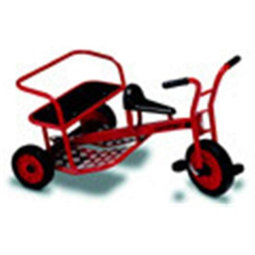 WINTHER WIN468 Viking Twin Taxi Tricycle (Age 4-8)