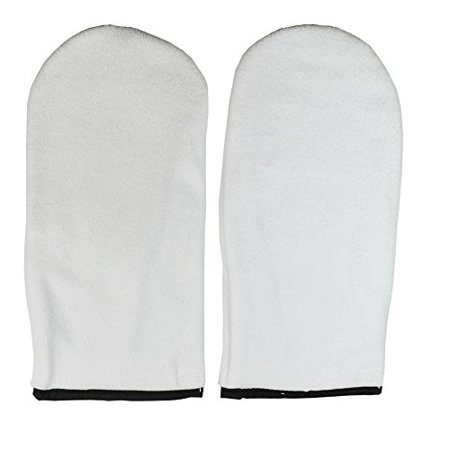 - Professional Terry Cloth Mitts spa paraffin wax therapy for hands spa manicure