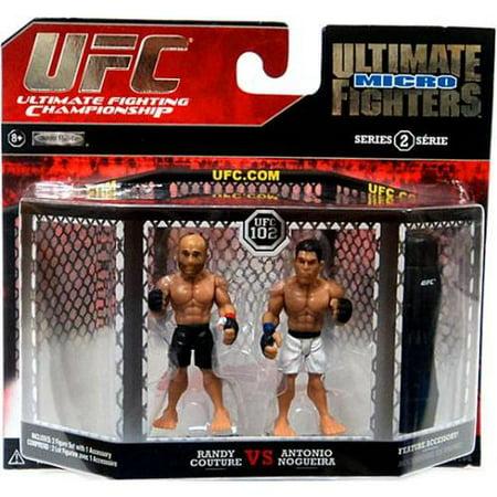 Randy Couture vs. Antonio Nogueira Mini Figure 2-Pack UFC