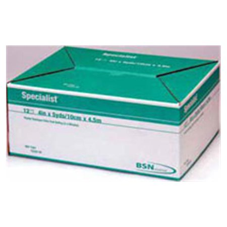 Specialist Fast Plaster Bandage 6in x 5 yds, Latex Free, Smooth Finish, Adhesive, White, Pack of 12