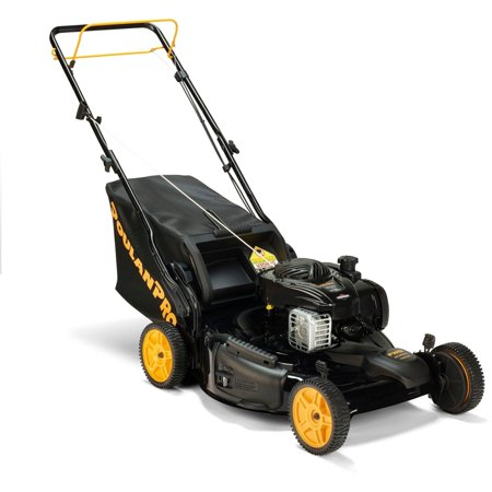 "Poulan Pro 22"" 140cc Gas Engine Front-Wheel Drive 3-in-1 Lawn Mower"