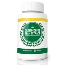 Vitality Max Labs Green Coffee Bean 800 Mg Fat Burner Pills 60 Ct