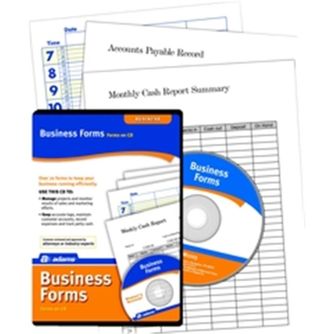 Tops Adams SW2223 Business Forms Software