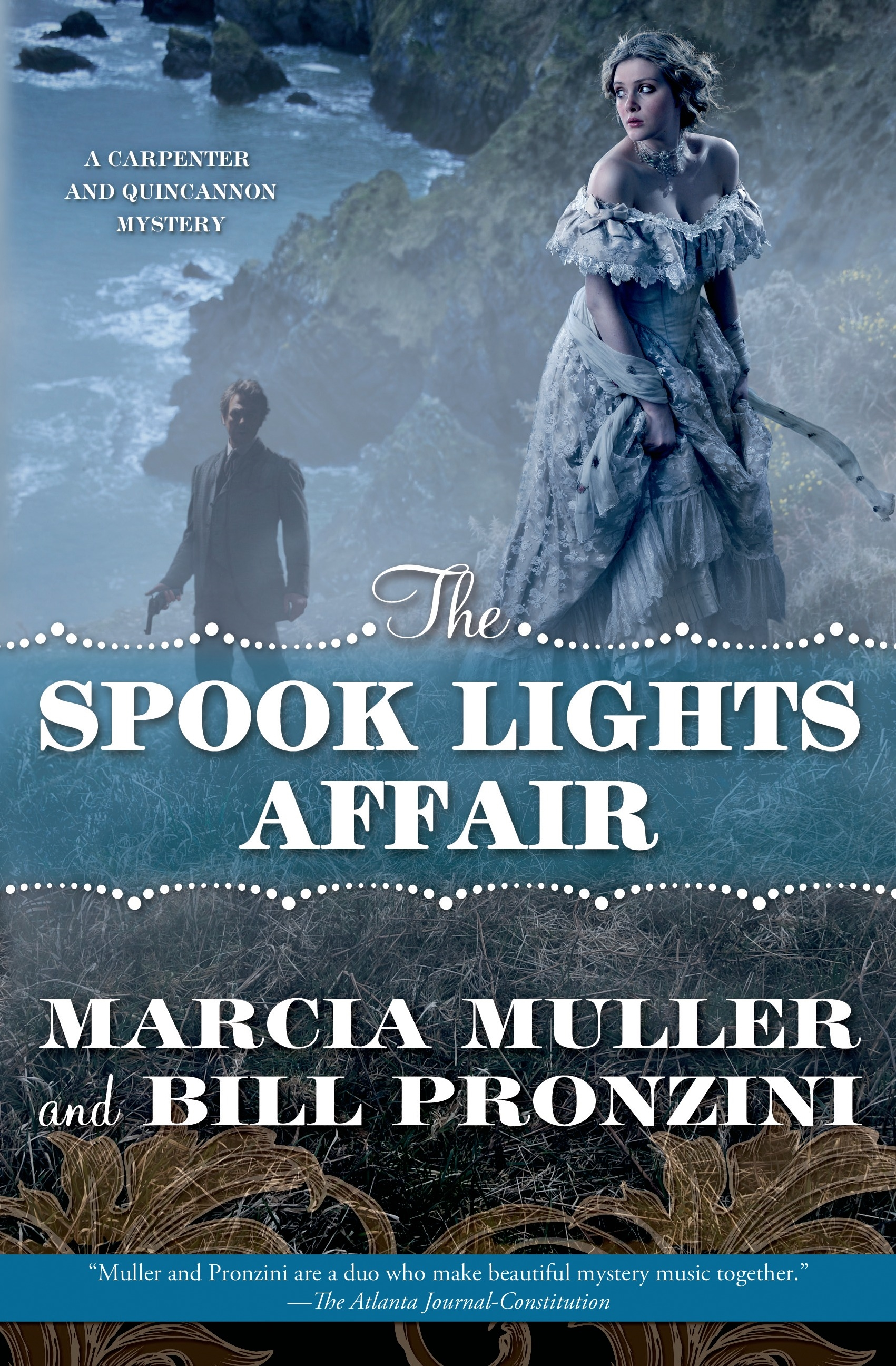 The Spook Lights Affair : A Carpenter and Quincannon Mystery ...