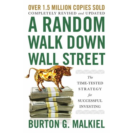 Walking On The Street Halloween (A Random Walk Down Wall Street : The Time-Tested Strategy for Successful)