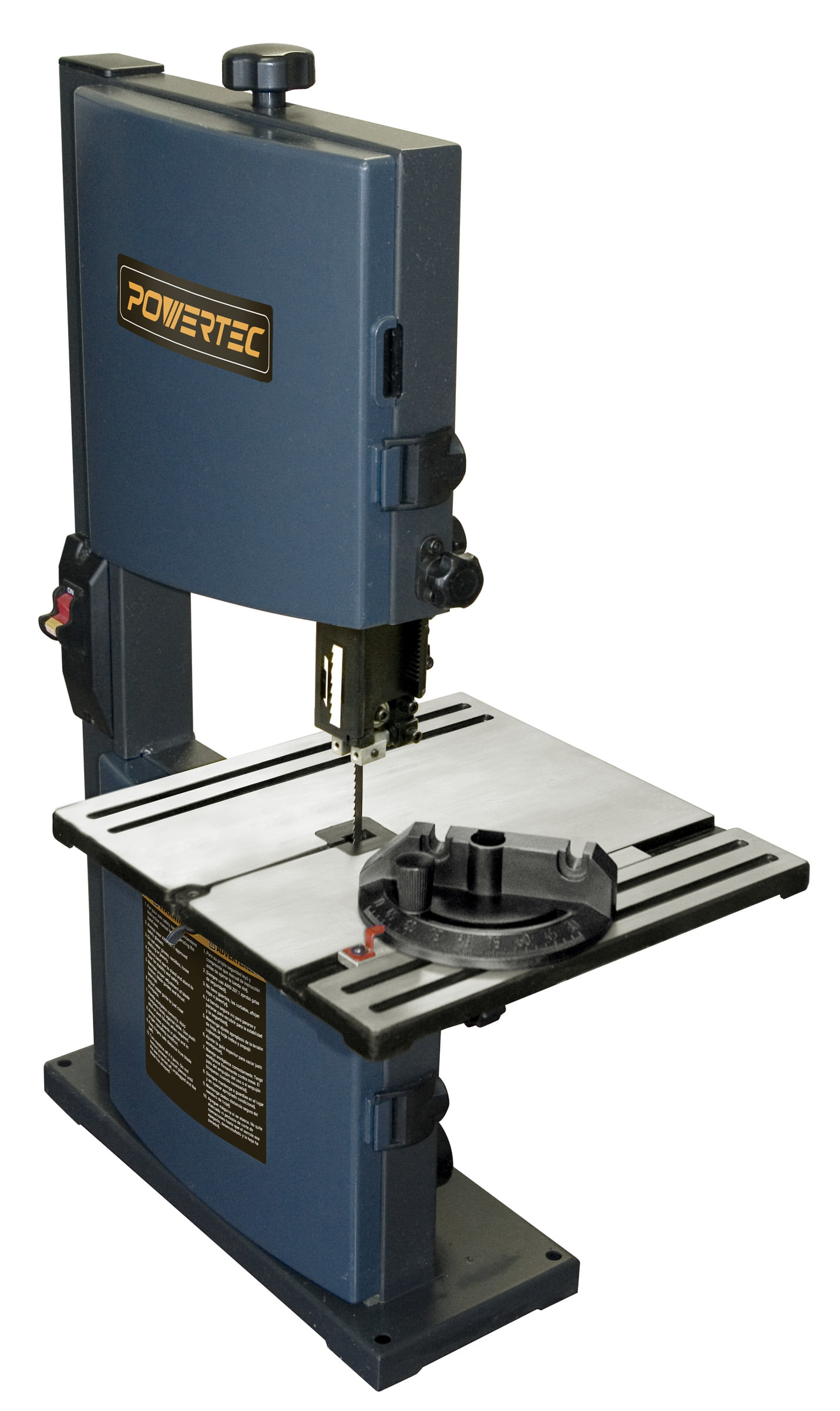 POWERTEC BS900 9-Inch Band Saw by Southern Technologies LLC
