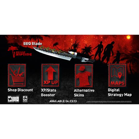 Dead Island Riptide (Xbox 360) - Pre-Owned