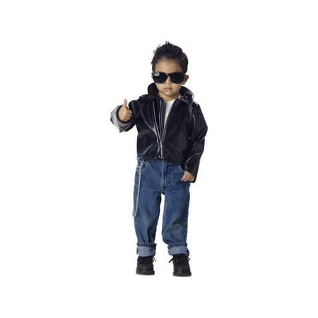 Toddler Grease 50's Boy Costume - Boys 50s Costume