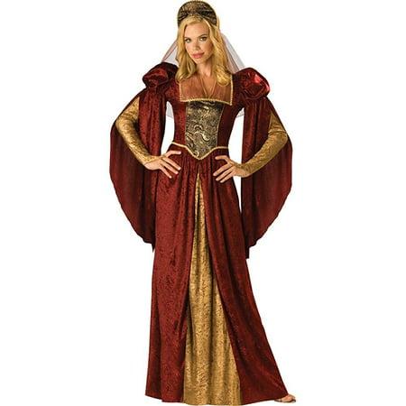 Renaissance Maiden Costume- Large - Dress Size 10-14](Renaissance Dress Patterns)