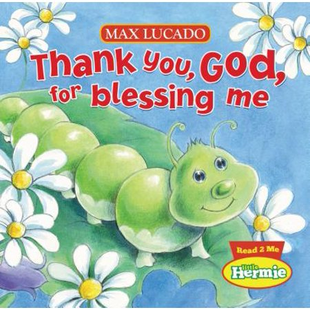 Thank You, God, for Blessing Me (Board Book) (One For You One For Me Halloween)
