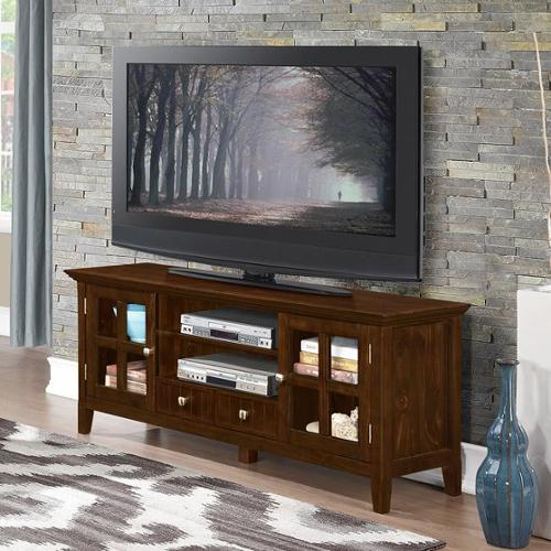 WyndenHall  Normandy 60-inch wide TV Media Stand for up to 66-inch TV's
