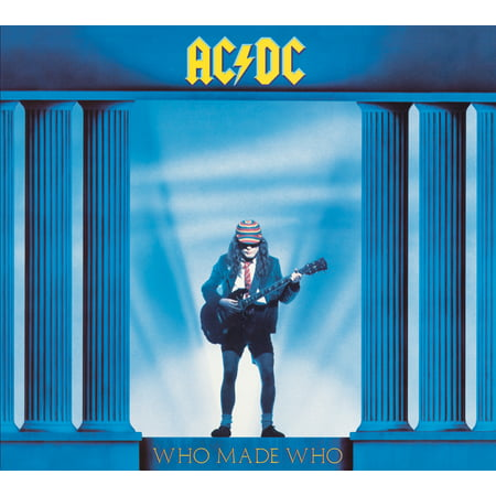 AC/DC - Who Made Who - Vinyl (Remaster)