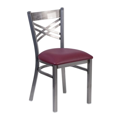 Winston Porter Anissa X Back Dining Chair Walmart Com