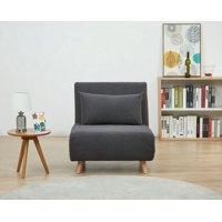 A&D Home Tustin Convertible Chair