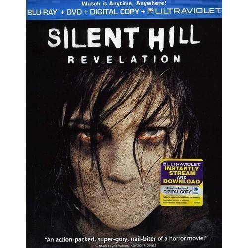 SILENT HILL-REVELATION BLU RAY/DVD W/DIGITAL COPY/ULTRAVIOLOT/ENG/SDH/SP)