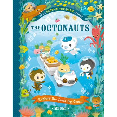The Octonauts Explore the Great Big Ocean (Paperback) - Octonauts Characters Tweak