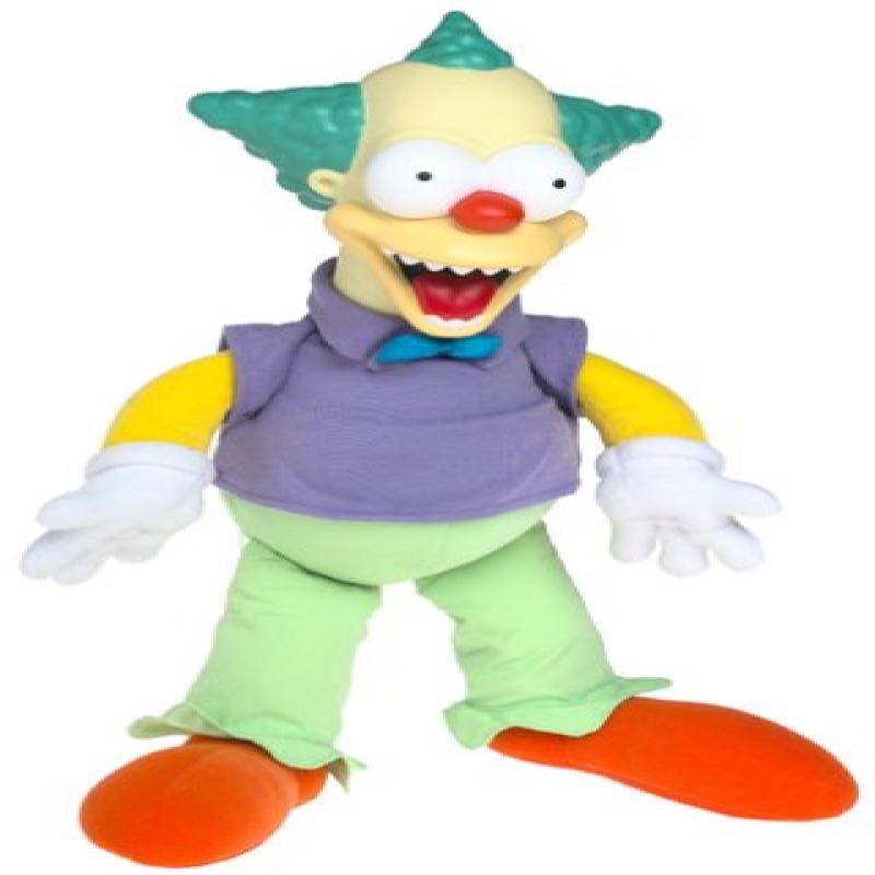 Playmates Bart Simpson's * GOOD / EVIL * KRUSTY THE CLOWN...