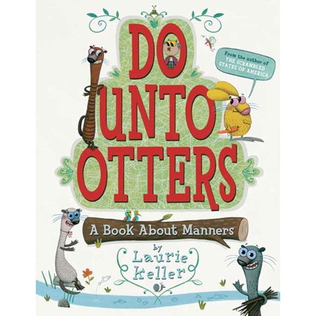 Do Unto Otters: A Book about Manners (Paperback)
