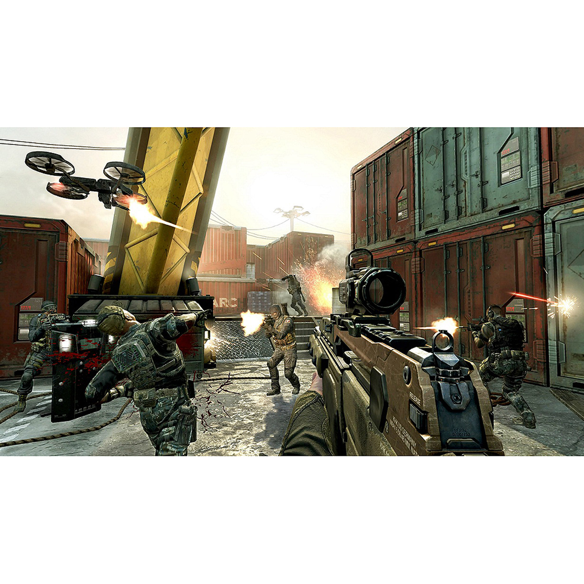 call of duty black ops 2 mod apk download