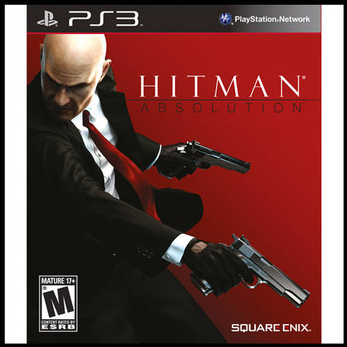 Hitman Absolution  (PS3) - Pre-Owned