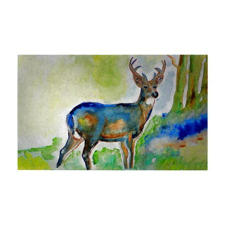 Betsy Drake DM336G Deer Door Mat - 30 x 50 in. - image 1 de 1