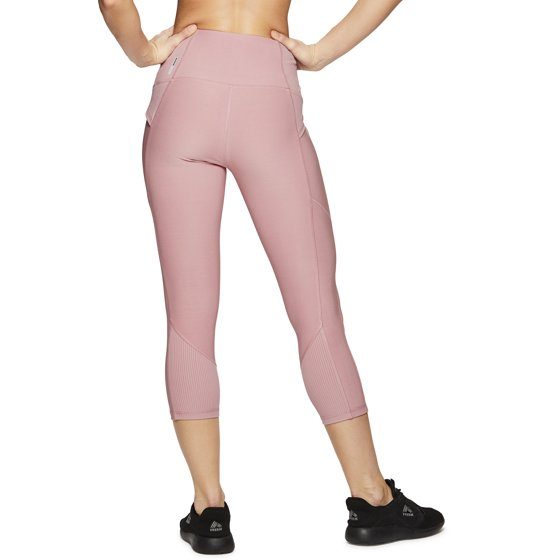 acebc8ef4528b RBX - RBX Active Women's Solid Running Workout Yoga Leggings ...