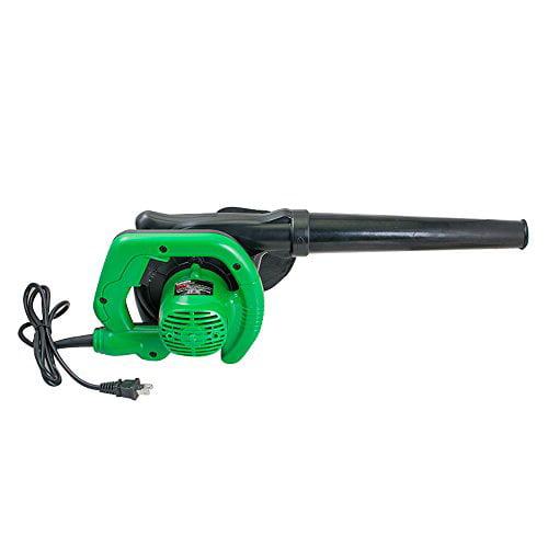 Enshey RC1007 110V High Performance Blower/Vac/Mulcher 14000R Handheld Leaf Blower Electric Blower with Vacuum Shredder Super Leaf Blower