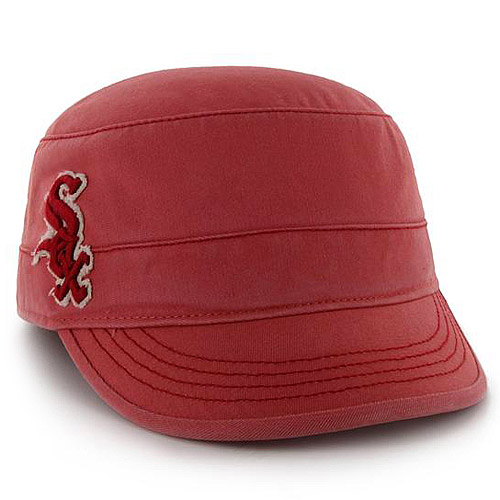 Chicago White Sox '47 Women's Dawn Military Adjustable Hat - Red - OSFA