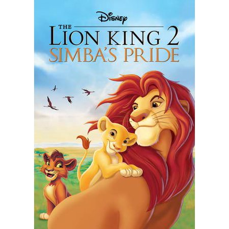 The Lion King 2: Simba's Pride (Vudu Digital Video on