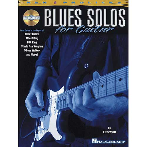 Blues Solos for Guitar
