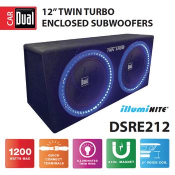 Dual Electronics 12