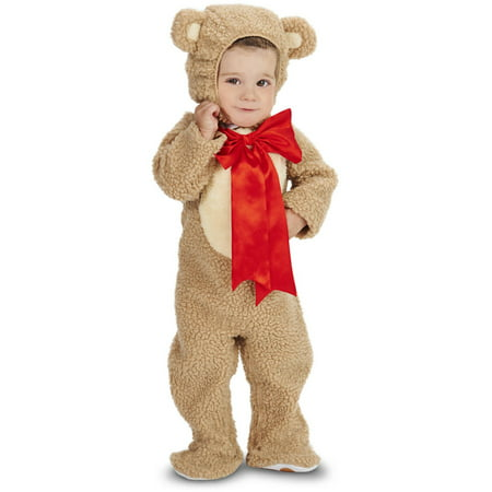 lil teddy bear infant halloween costume