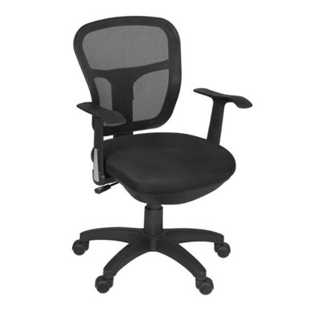harrison swivel chair black