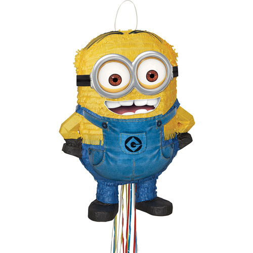 Despicable Me Minion Pinata (Bob), Pull String