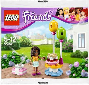 Friends Birthday Party Mini Set LEGO 30107 [Bagged]](Lego Themed Birthday Party)