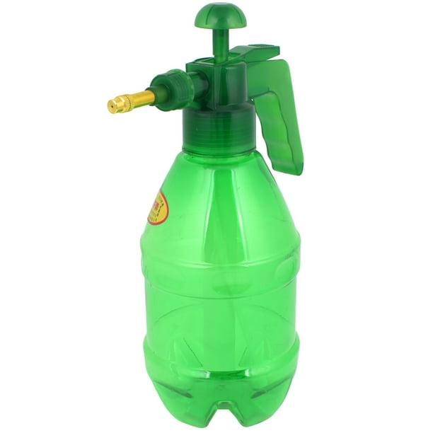 Unique Bargains Clear Green Car Cleaning Plastic Handle