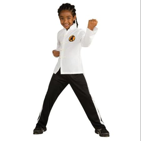 The Karate Kid 2010 Movie Deluxe Costume Child - Karate Costumes For Kids