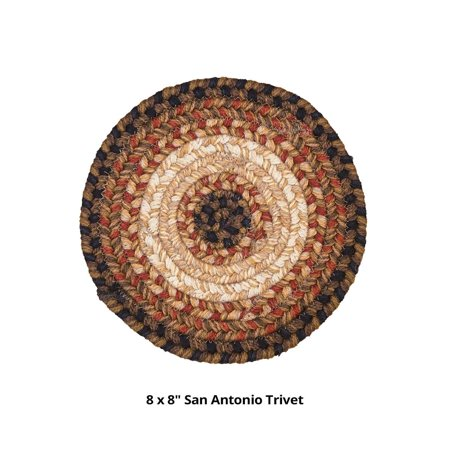 "Homespice Decor San Antonio Ultra Wool Braided Rug20"" x 30"" - image 2 de 3"