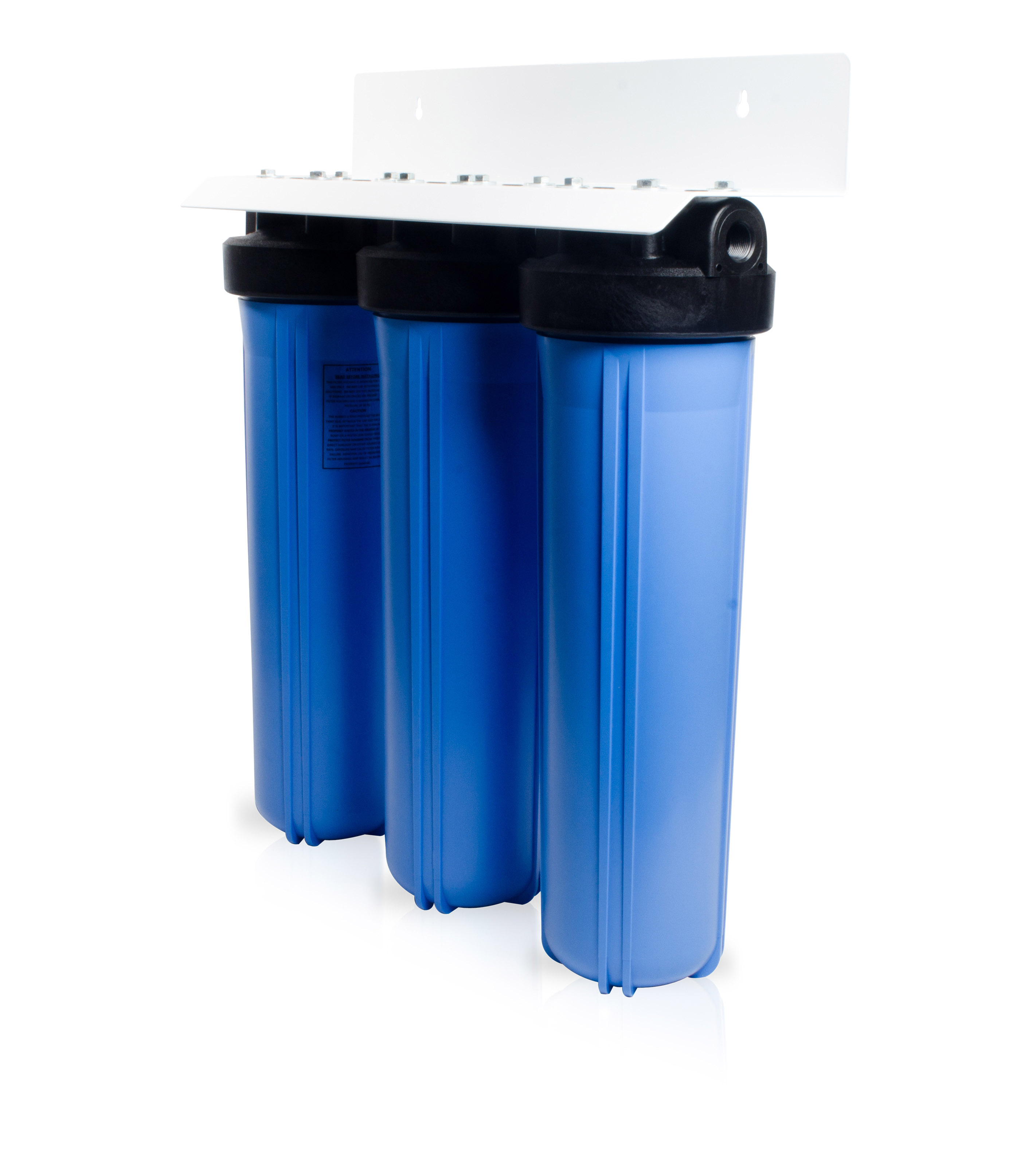 APEX MR-3020 Whole House GAC Water Filter System with Activated Alumina by APEX Water Filters, Inc