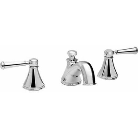 Toto Vivian Widespread Bathroom Faucet with Lever Handles, Available in Various