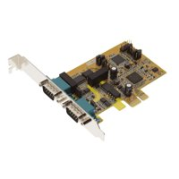 Coolgear 2 Port PCI Express RS422/485 w/ Optical Isolation & Surge Suppression