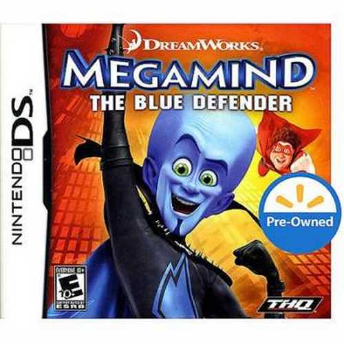 Refurbished Megamind - The Blue Defender - Nintendo DS
