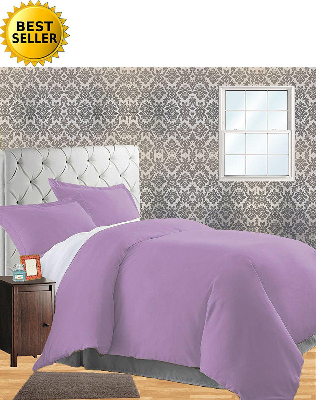 Celine Linen Wrinkle Amp Fade Resistant 3 Piece Duvet Cover