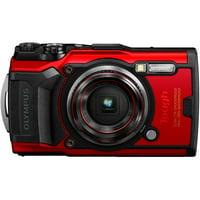 Olympus Tough TG-6 Compact Digital Camera - Black