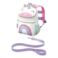 On The Goldbug Unicorn Backpack Harness with Removable Tether