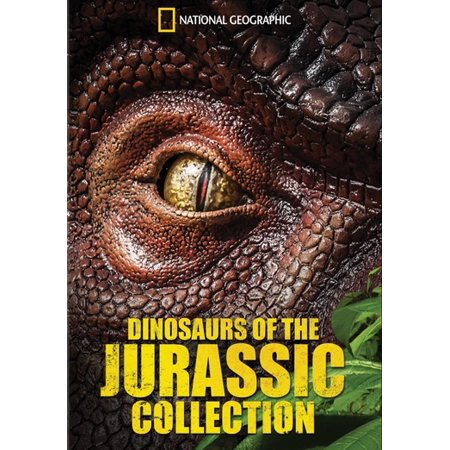 NG-DINOSAURS OF THE JURRASSIC COLLECTION (DVD/RE-PKGD) - image 1 de 1