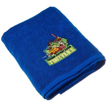 Teenage Mutant Ninja Turtles Embroidered Bath Towel 50