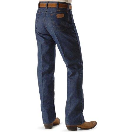 wrangler men's big-tall cowboy cut original fit western jean, bue, 38x40