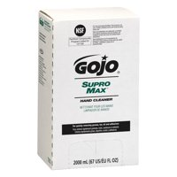 Gojo SUPRO MAX Multi-Purpose Heavy Duty Hand Cleaners, Floral, Bag-in-Box, 2,000 mL