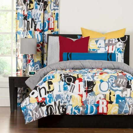 SIS Covers Crayola Dream On Pillow - (20 x (Crayola Pillow)